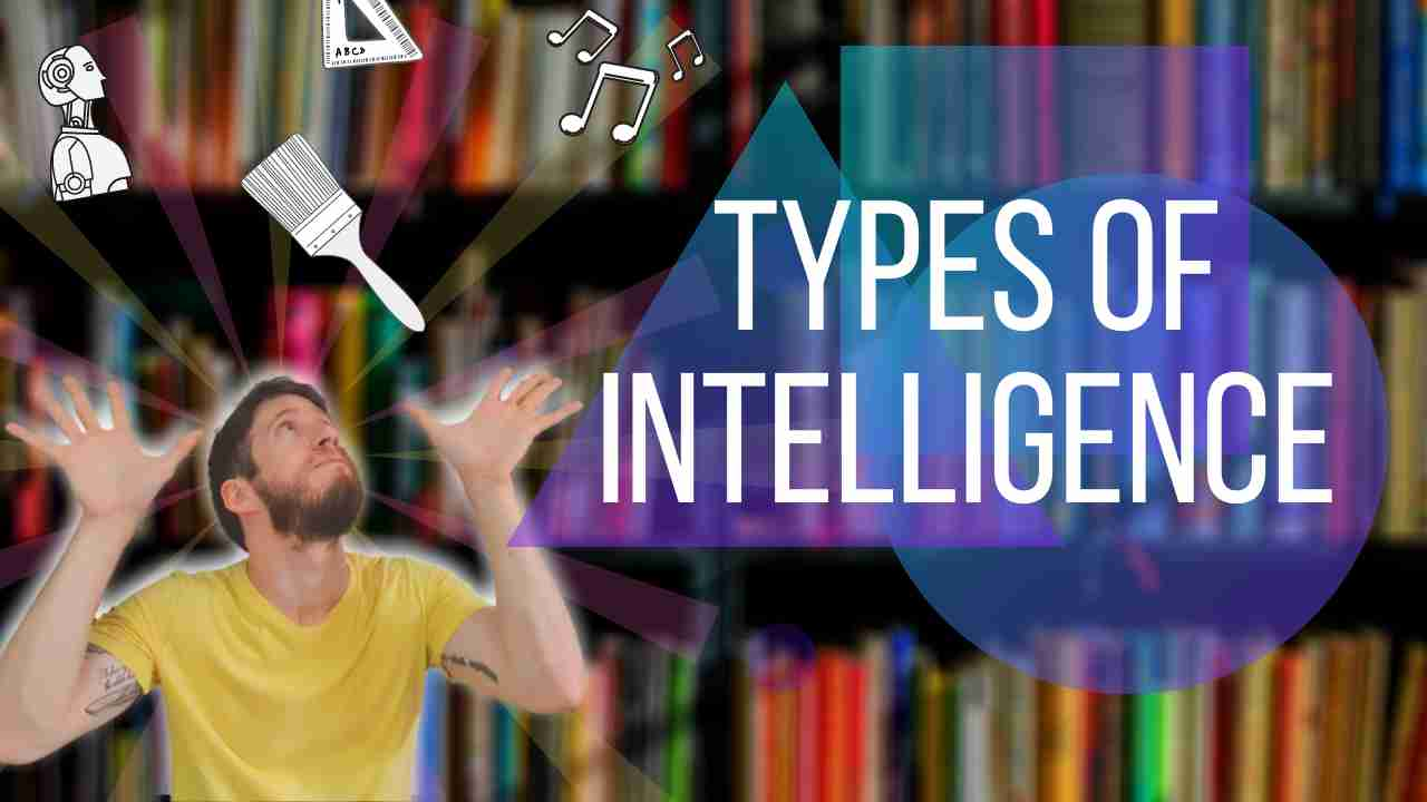 The different types of intelligences