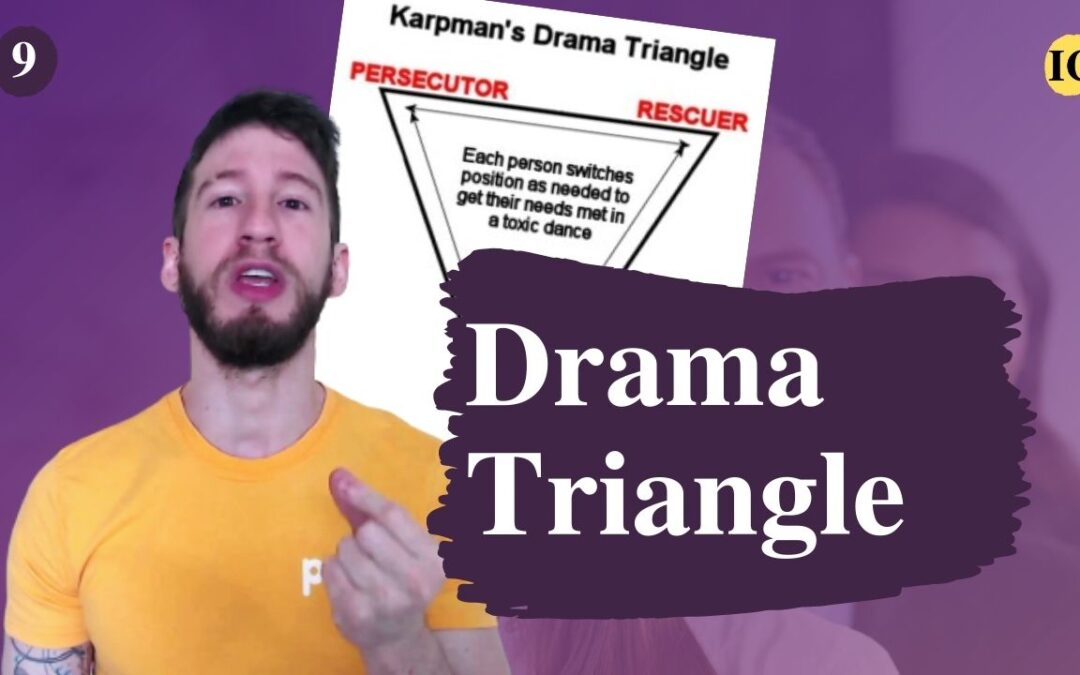 How to deal with conflicts in teams: the Drama Triangle